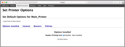 How To Change Printer Settings On Mac