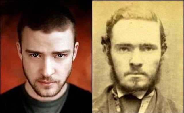 Justin Timberlake and unknown criminal