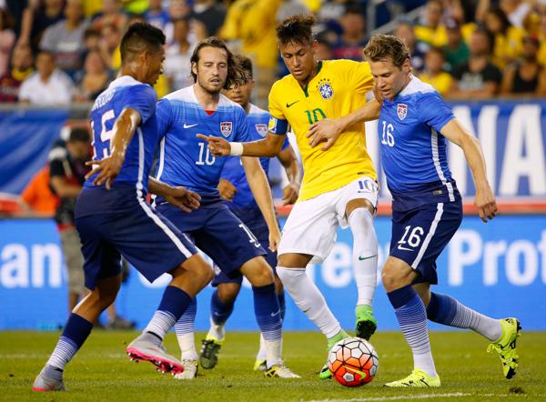 Nhận định Mỹ vs Brazil, 6h30 ngày 8/9/2018