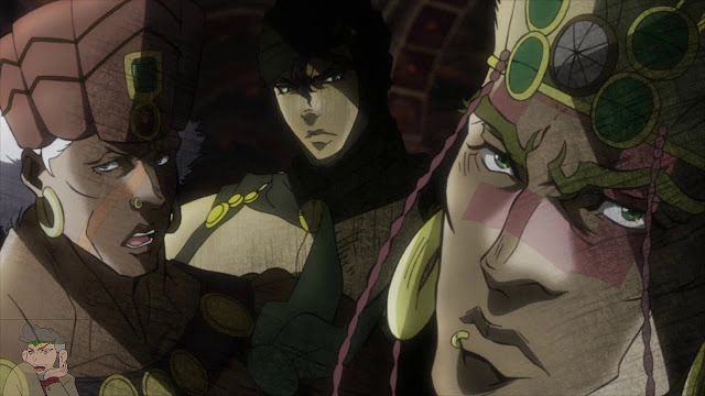 The Pillar Men (Jojo's Bizarre Adventure)