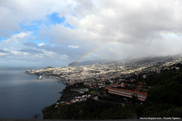 FUNCHAL - MIRADOURO DAS NEVES - 2015