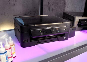 Epson Expression ET-2500 VS ET-2550 Printer