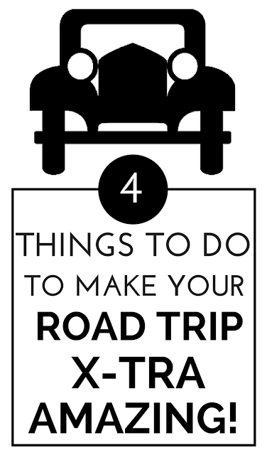 Make your next road trip extra amazing with these 4 free things to do beforehand to make it a trip to remember!