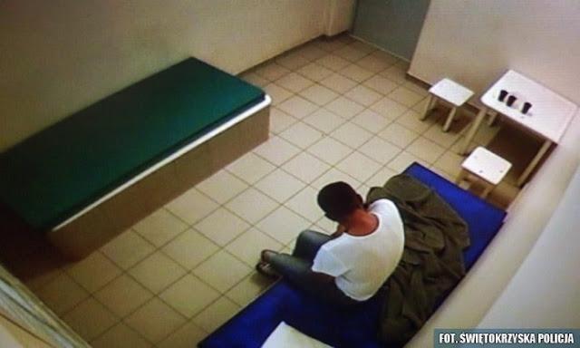 Podejrzewany o zamordowanie bezdomnego w rękach Policji