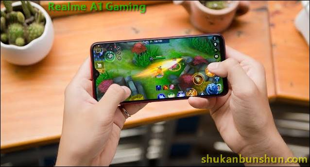 Gaming Realme 5 Pro PUBG Mobile Legends