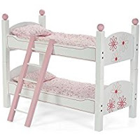 Doll Flora Bunk Bed
