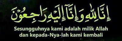 Ucapan Doa Ketika Mendengar Orang Meninggal Dunia Sesuai Sunnah
