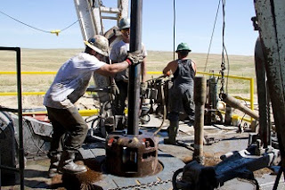 rig floor oil exploration