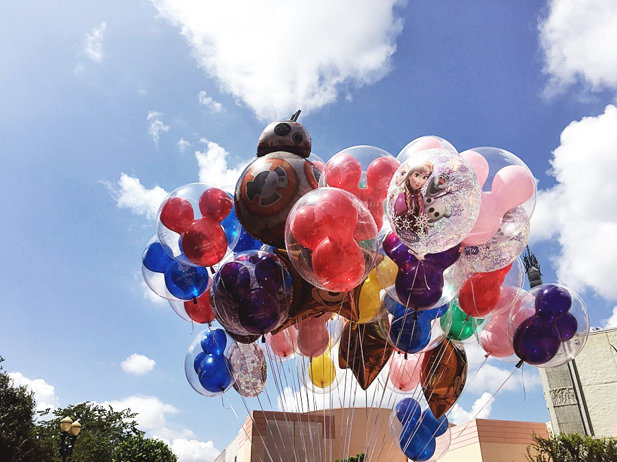 luftballons disney