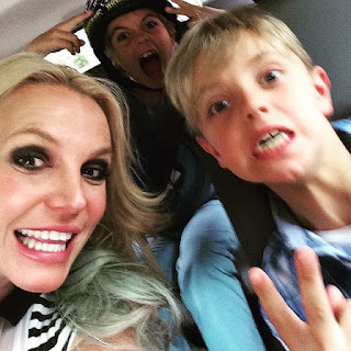 Britney Spears open letter to her sons