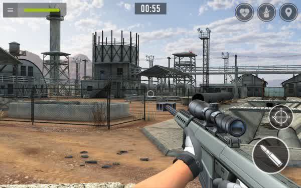 Sniper Arena: Killer Contract Mod Apk