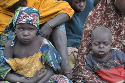 Image result for Hunger in northern nigeria