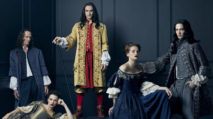 Versailles - Season 1 - BBC 2 Press Release