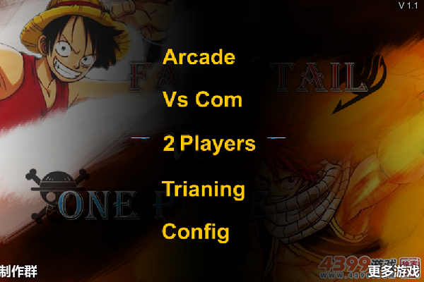 Game One Piece vs Fairy Tail 0.9, 1.1, 1.2, 1.0 - game hội pháp sư b