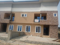 Brandnew 4bdrm terrace for 16M @Awoyaya near near Mayfair gardens lekki Awoyaya