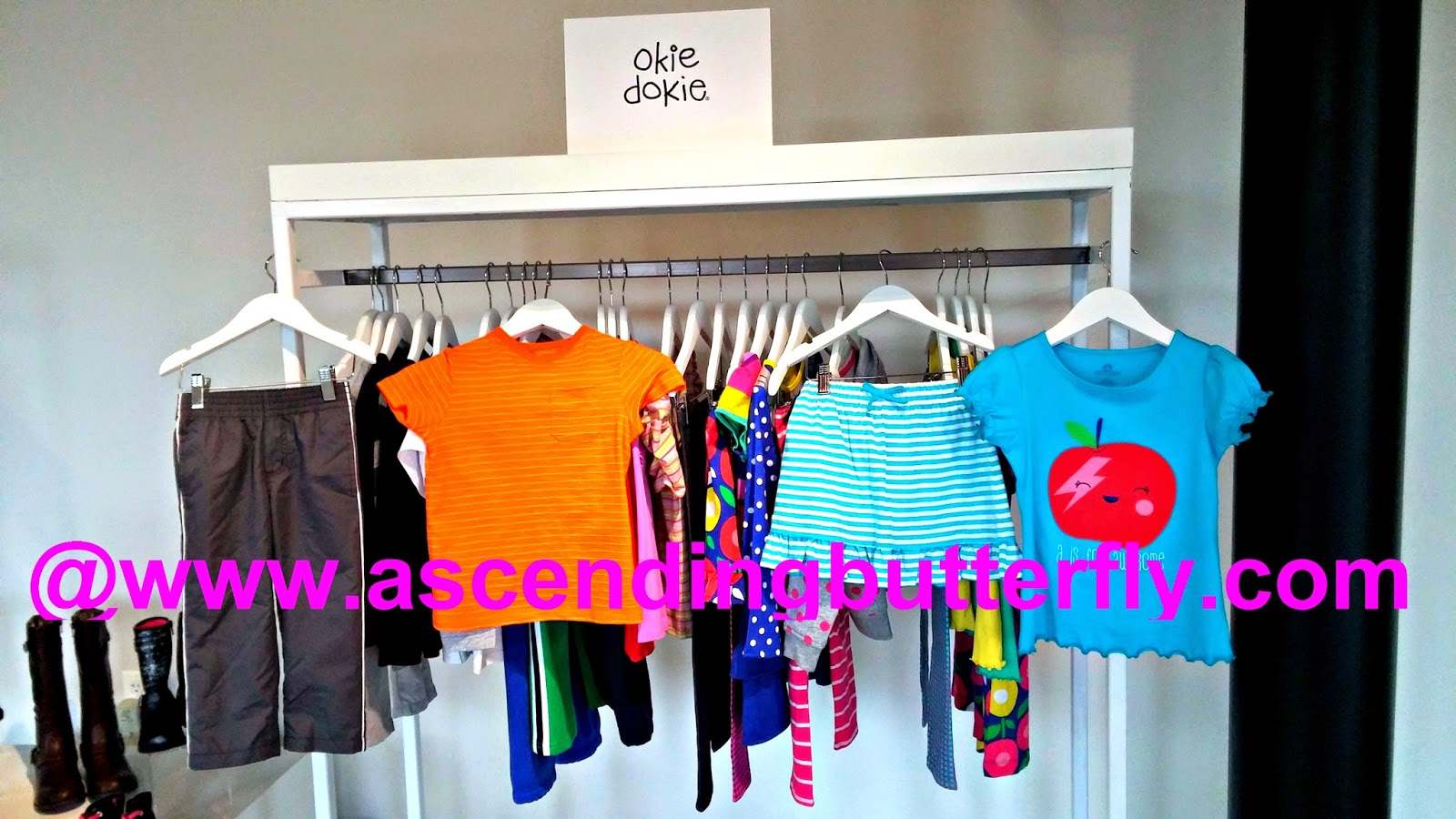 Okie Dokie for Girls looks via JCPenney 2014 Back-to-School Press Preview, Girls Fashion Clothing