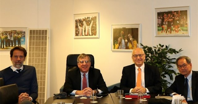 Ủy ban truyền thông FIVB cải tiến để phục vụ lan rộng trên toàn cầu