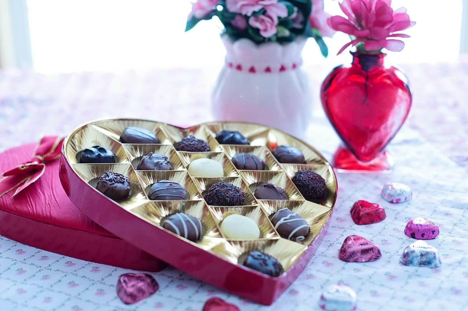 Valentines Week List Chocolate Day