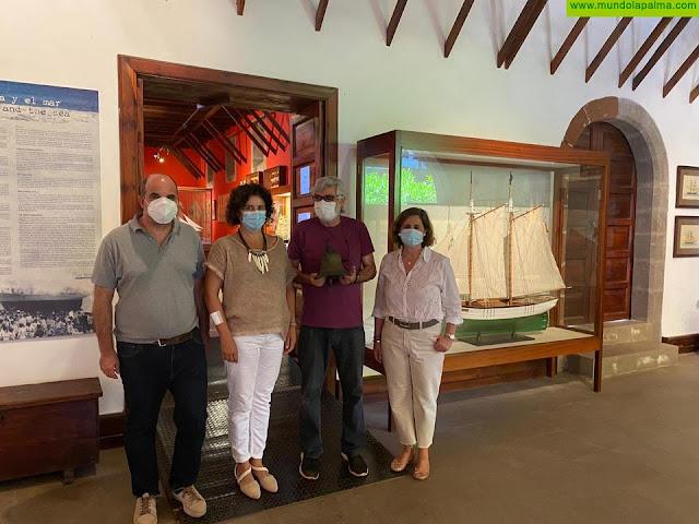 El Museo Insular de La Palma recibe la donación de una campana datada en 1721