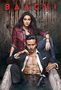 Watch Baaghi (2016) DVDRip Hindi Full Movie Watch Online Free Download