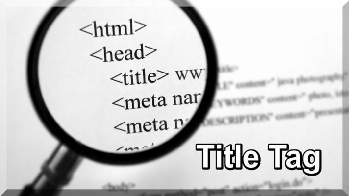 How to Add Blogger Title Tag Search Engine Friendly