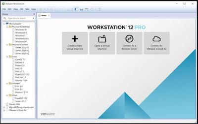 VMWare Workstation Pro 12.1 Full