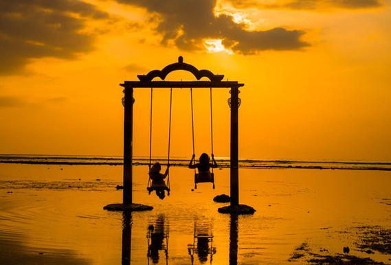 5 Tempat Wisata Pantai Keren Di Lombok Tengah
