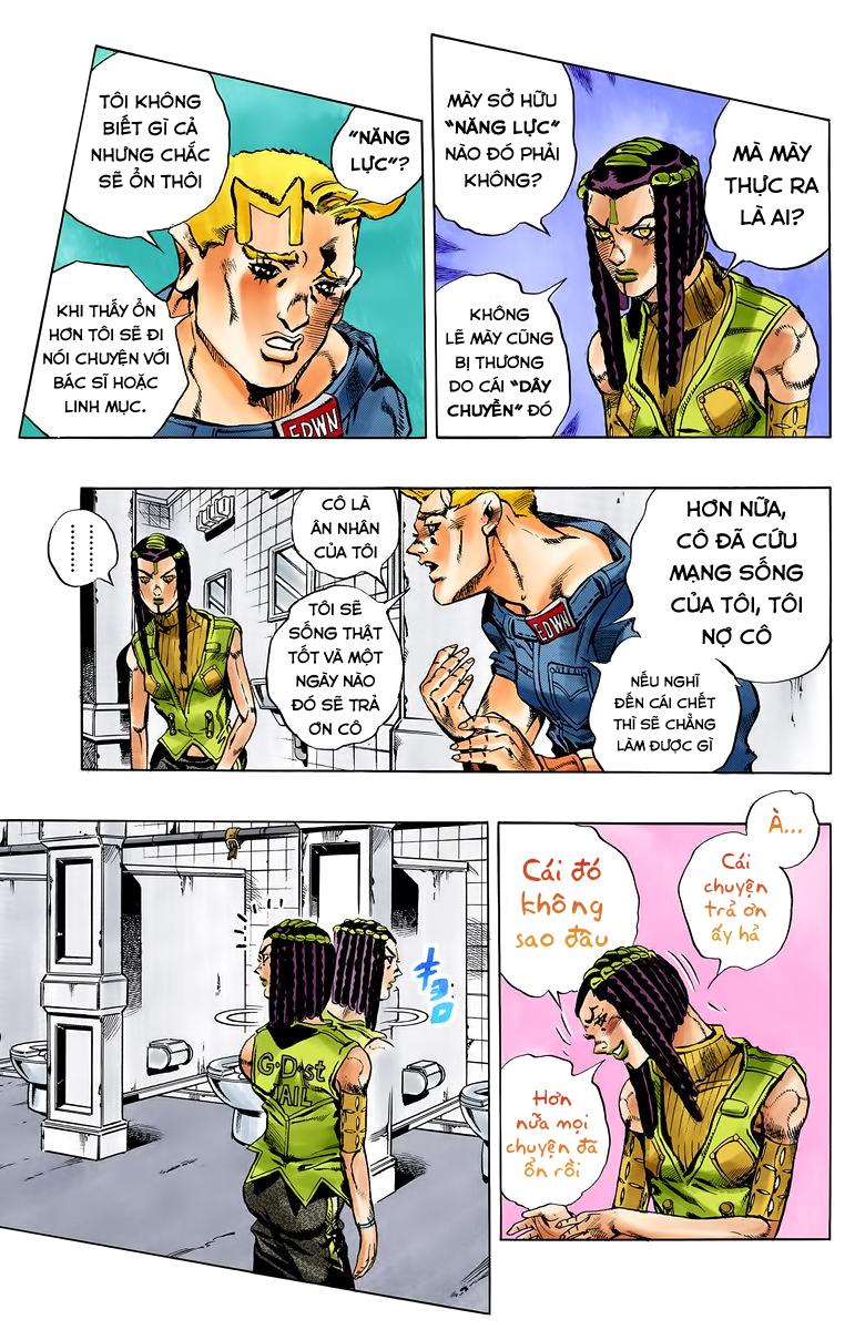JoJo no Kimyou na Bouken Chap 617 - Truyen.Chap.VN
