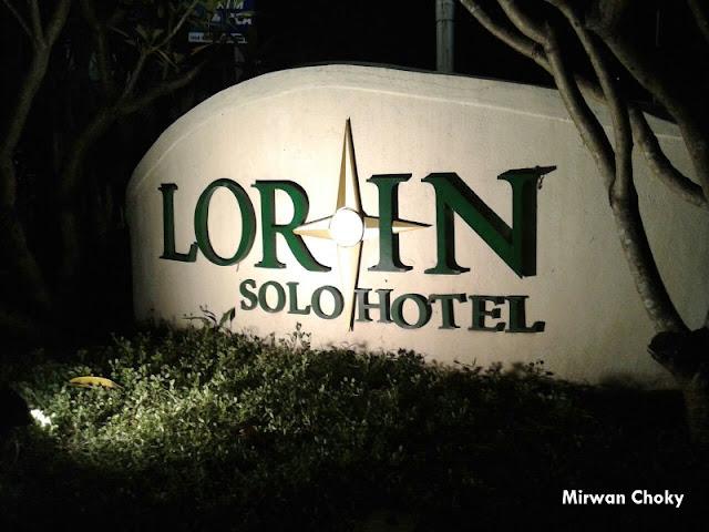 hotel lorin Kota Solo, Surakarta