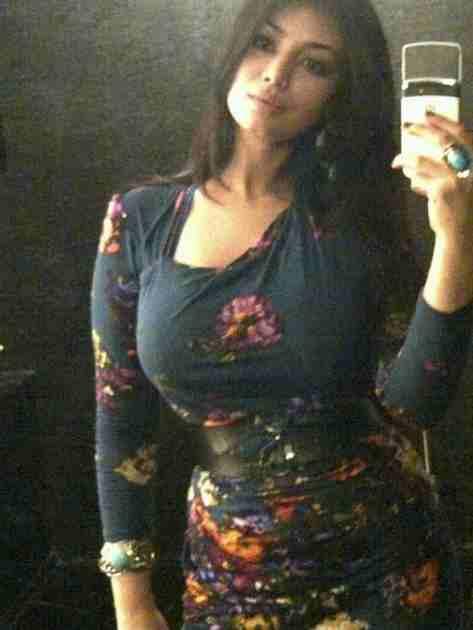 Ayesha Takia Breast Size