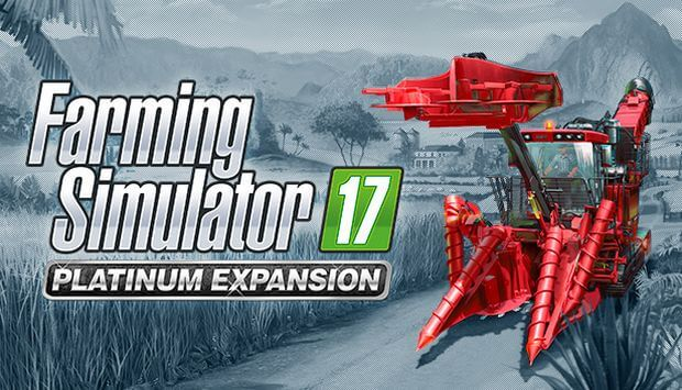 FARMING SIMULATOR 17 PLATINUM EDITION-RELOADED