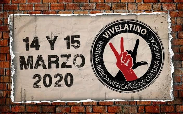 Vive Latino 2020 en Foro Sol