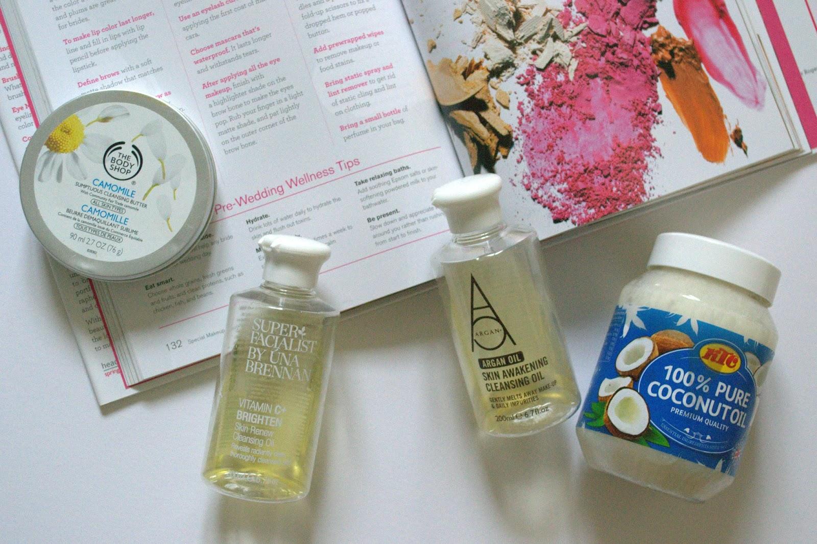 Skincare Routine | Makeup Removers - Aspiring Londoner