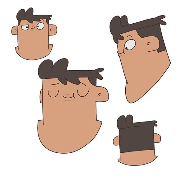 Download 500 Wallpaper Animasi Si Nopal HD