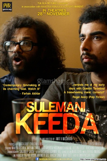 Sulemani Keeda 2014 Hindi Movie Download