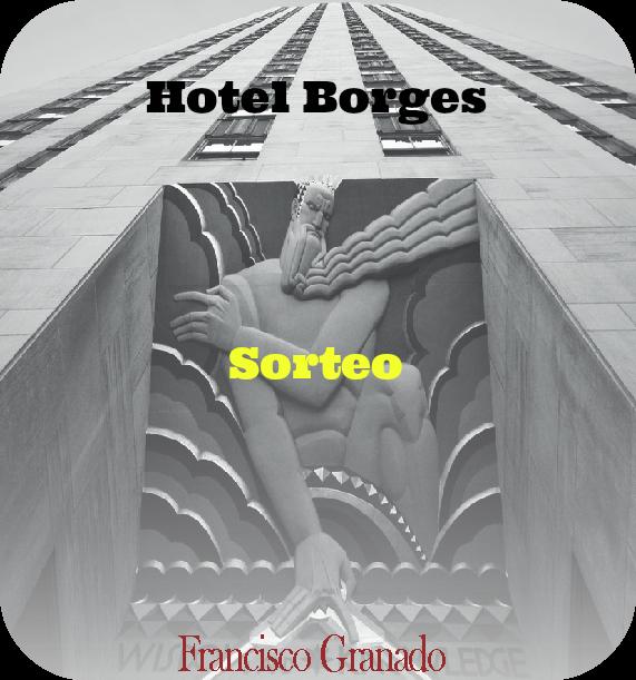 """Sorteo de """"Hotel Borges"""""""