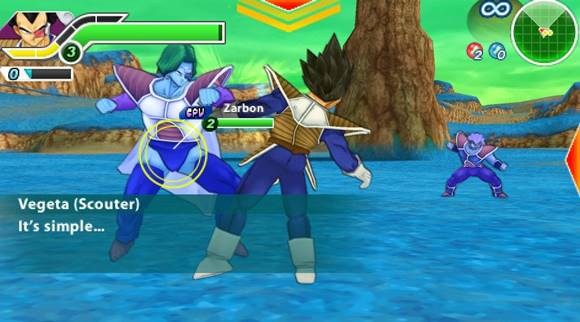 Dragon Ball Z Tenkaichi Tag Team PSP ISO Highly Compressed