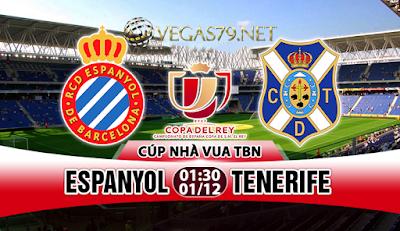 Nhận định - Soi kèo: Espanyol vs Tenerife