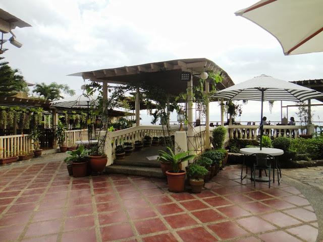 RSM Lutong Bahay restaurant in Tagaytay