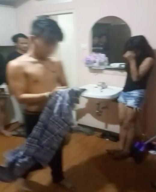 Video 7 ABG Tercyduk Pesta Seks di Apartemen Bogor Valley, Ah Masuk Pak Eko