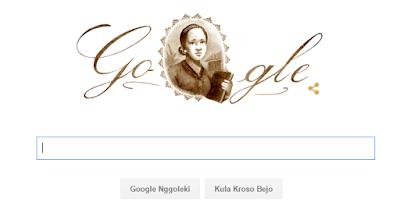 Google Doodle Rayakan Hari Kartini