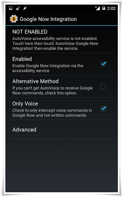 Cara Setting Perintah Suara Lebih Banyak Di Google Now