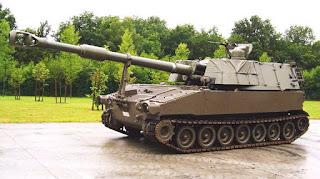 M109, Artileri Swagerak Terbaru TNI AD