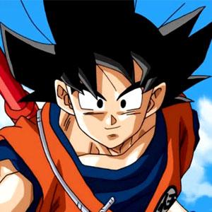 Bola de dragón Z Son Goku