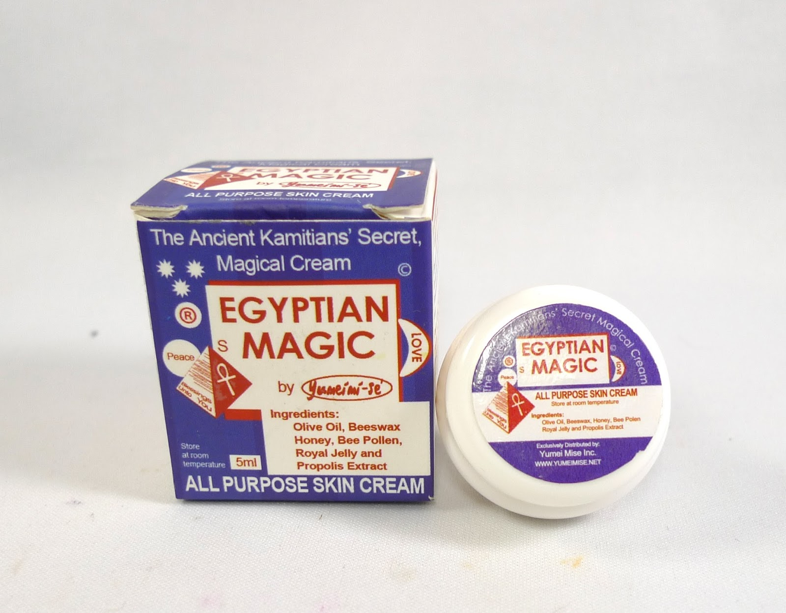 Review egyptian magic cream