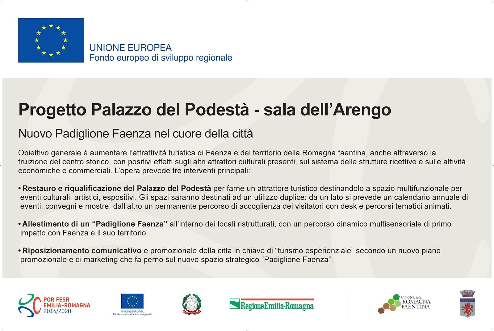 Calendario Taglio Legna 2020.Faenzallpp Palazzo Del Podesta Asse 5 Por Fesr