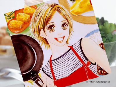 Happy Rice no Tsukurikata de Itako Sakamochi