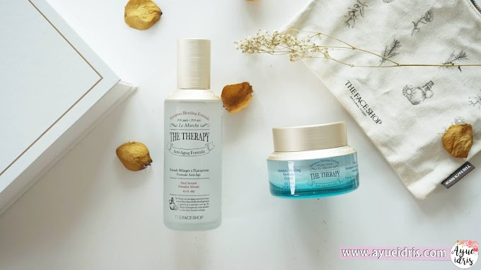 The Face Shop | The Therapy First Serum Review