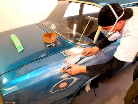 Tips cara menghilangkan goresan di cat mobil