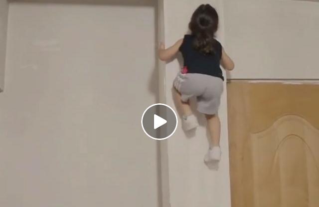 Inilah Spiderman di Dunia Nyata, Video Aksi Bocah Ini Jadi Viral